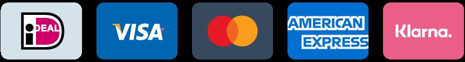 Veilig betalen met iDeal of creditcard via bunq.me